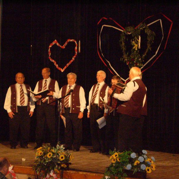 Spevácka skupina Seniori