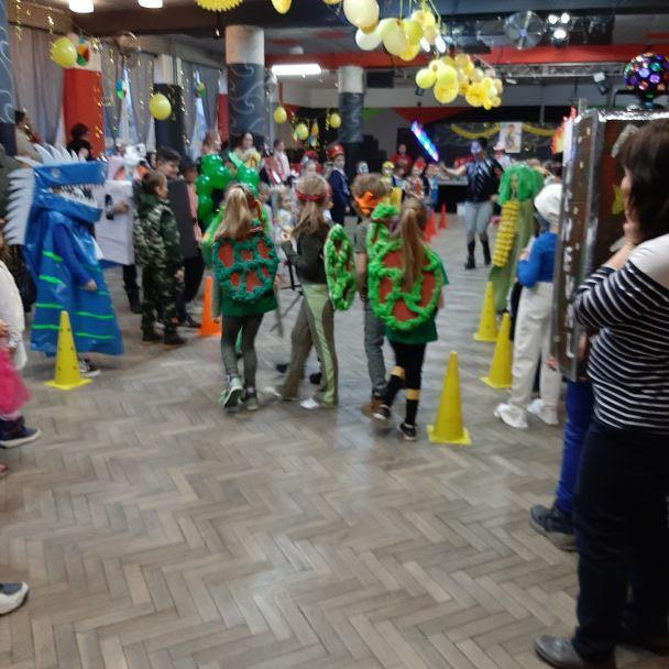Detský maškarný ples 2020