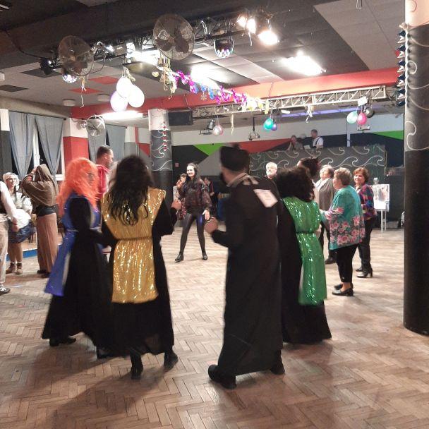 Maškarný ples 2020