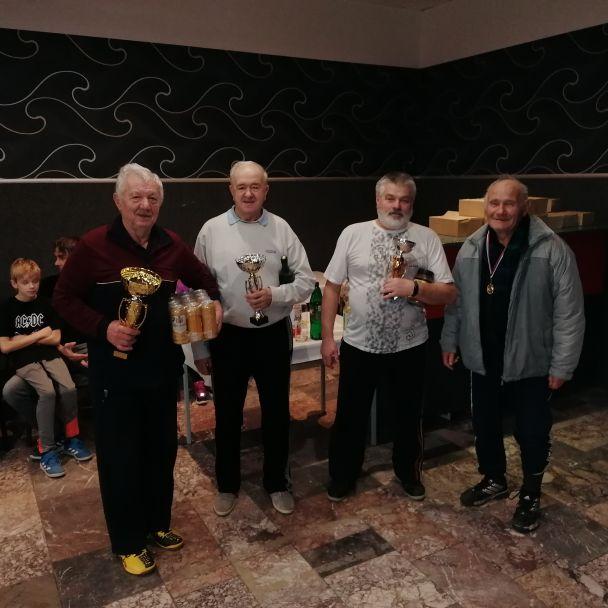 Novoročný stolnotenisový turnaj 2020