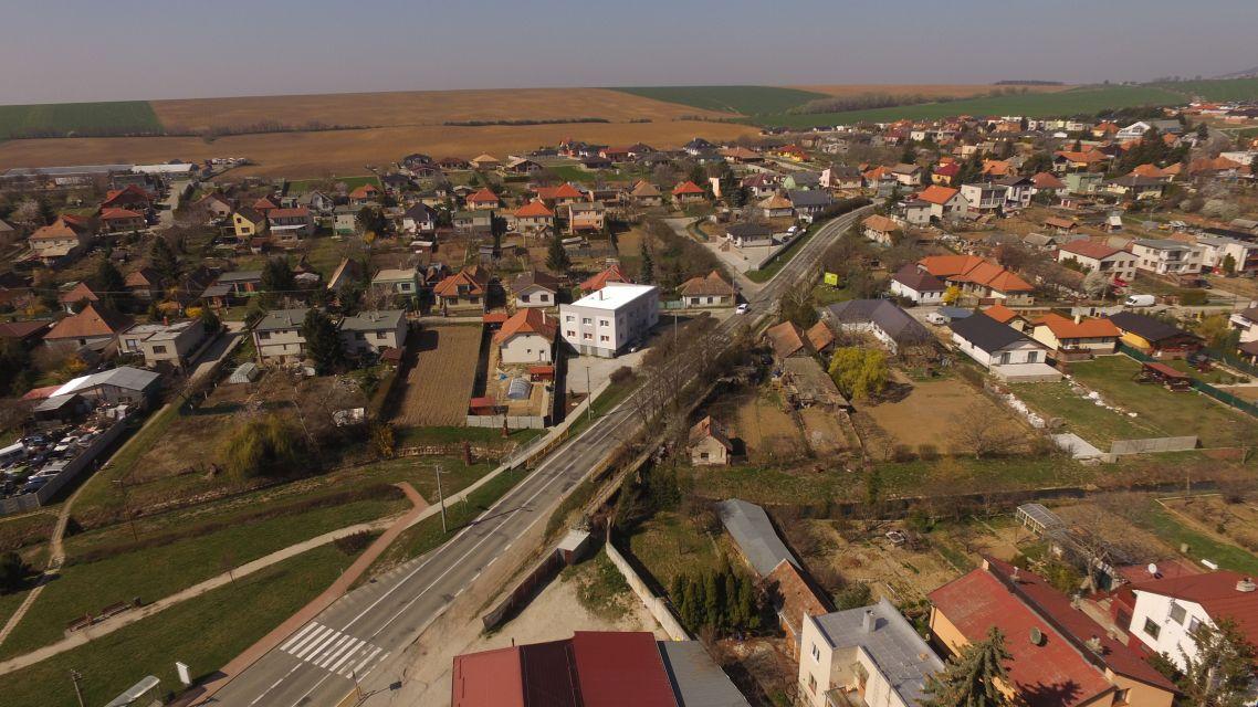 Nová oficiálna stránka obce Veľký Lapáš