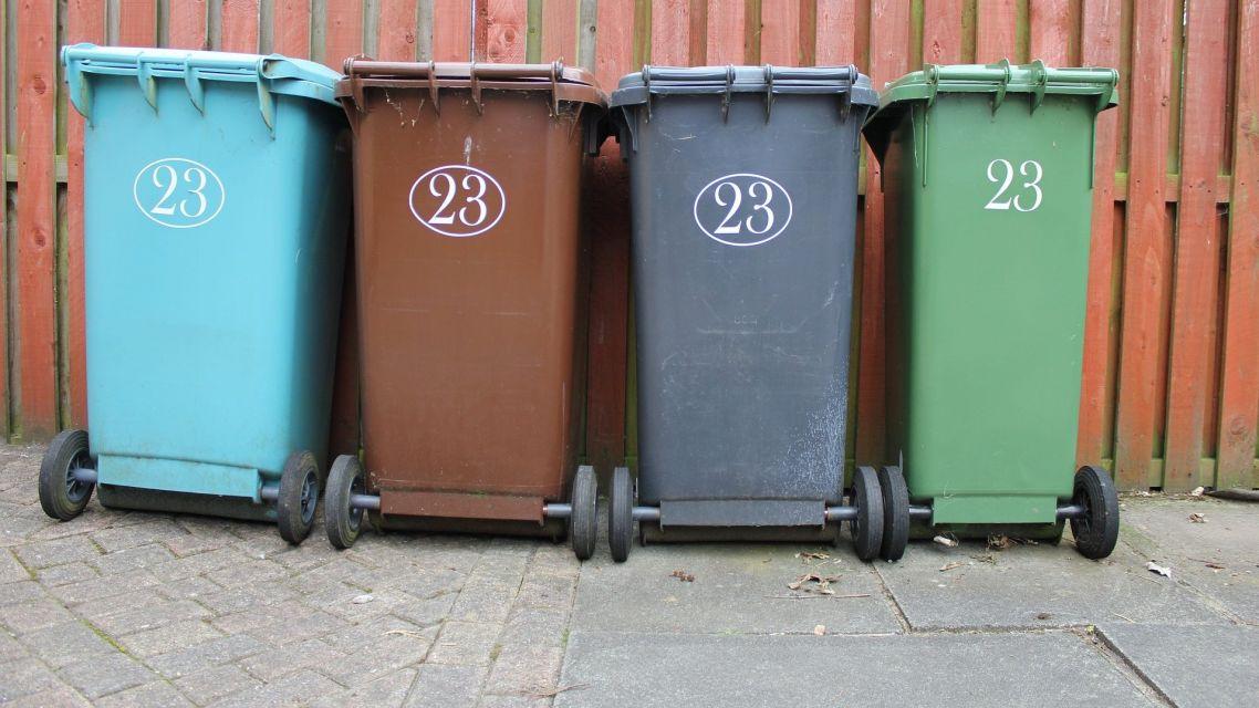 Triedenie komunálneho odpadu