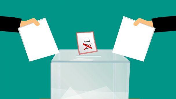 Informácia pre voliča - Voľby do NR SR