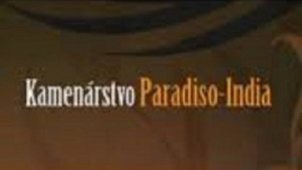 Ponuka - Kamenárstvo Paradiso-India